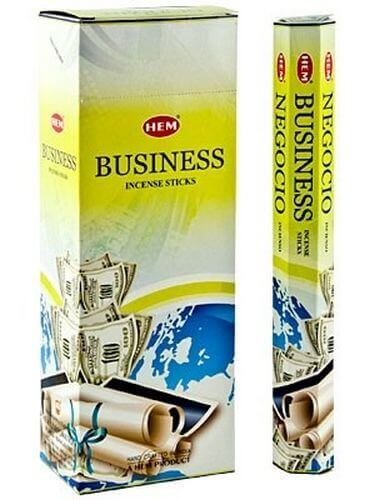 Incenso HEM Business 20g