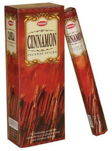 Incenso Krishan Cannella 20g
