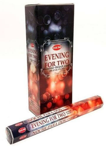 Incenso HEM Evening For Two 20g