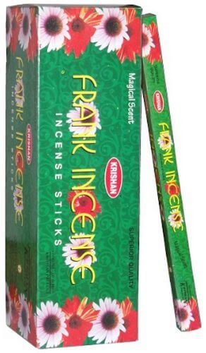 Incenso Krishan Franckincense 20g