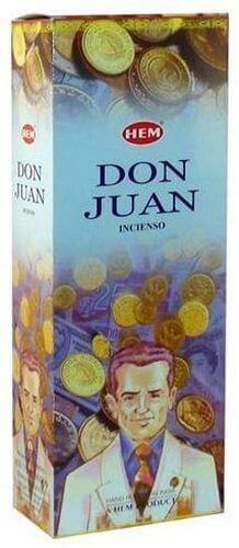 Incenso HEM Don Juan 20g