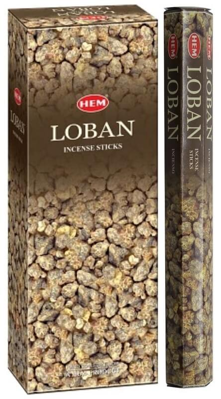 Incenso HEM Oliban 20g