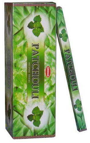 Krishan Patchouli incenso 10g