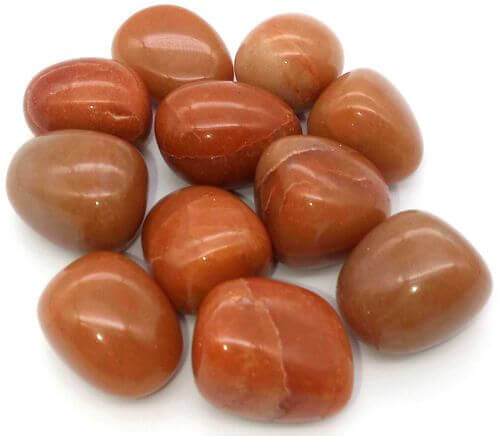 Aventurine Orange roulées 200g