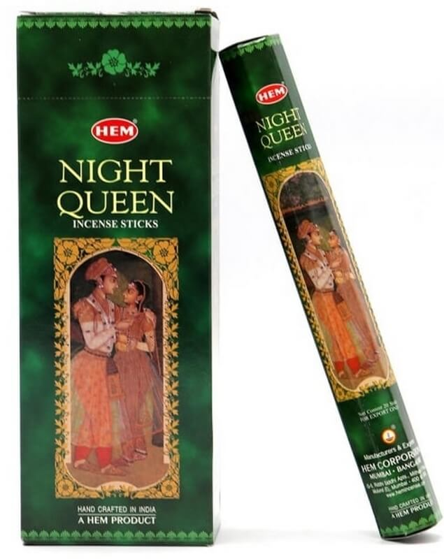 Incenso HEM Queen of the Night 20g