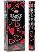 Incenso HEM Black Love 20g