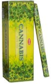 Incenso Krishan Cannabis Canapa 10g
