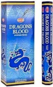 Incenso HEM Sangue di Drago Blu 20g