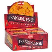 HEM Incense Frankincense Cones