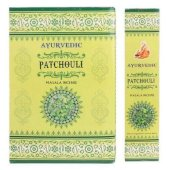 Incenso Ayurvedic Patchouli 15g