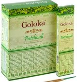 Incenso Goloka Patchouli 15g